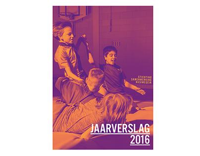 Jaarverslag Stichting Nieuwegein