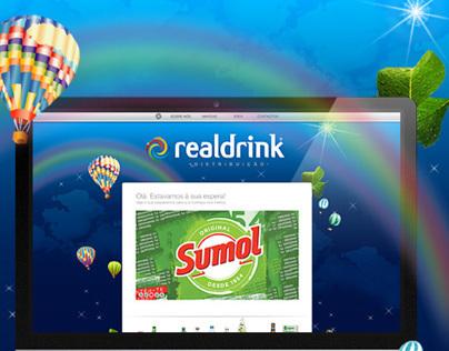 Realdrink | website
