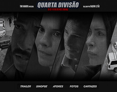 Quarta Divisão | movie website