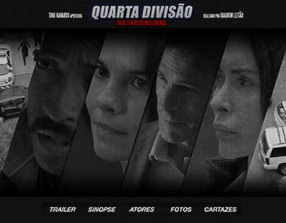 Quarta Divisão | movie website
