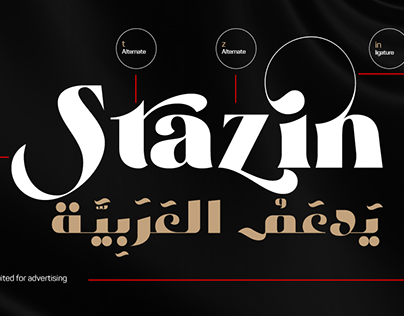 Stazin Font