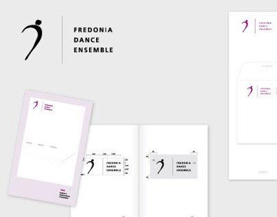 Identity Kit For Fredonia Dance Ensemble