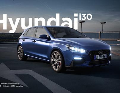 Hyundai i30 CGI
