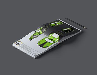 SKKS x WP Porsche 911 / OMEGA