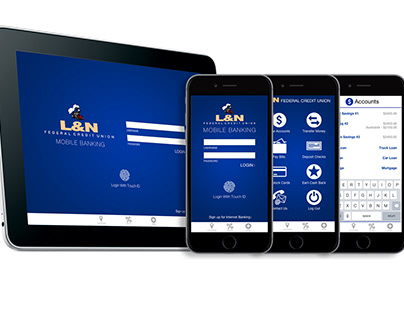 L&N Federal Credit Union Mobile Banking App