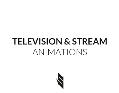 Television & Stream Overlays