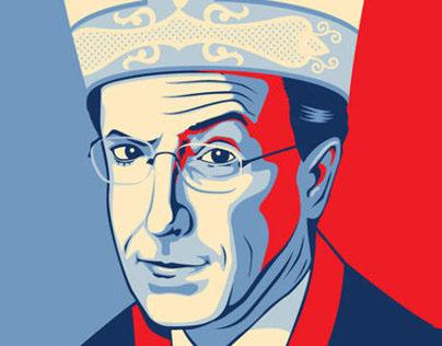 Stephen Colbert for Pope