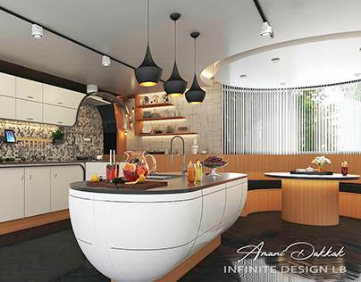 Modern Kitchen Interior Design Decoration
