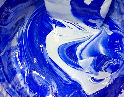 Série Bleue - désordre