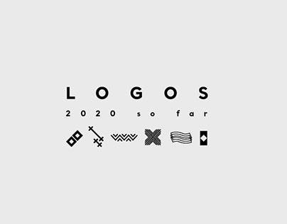 Logos 2020 so far
