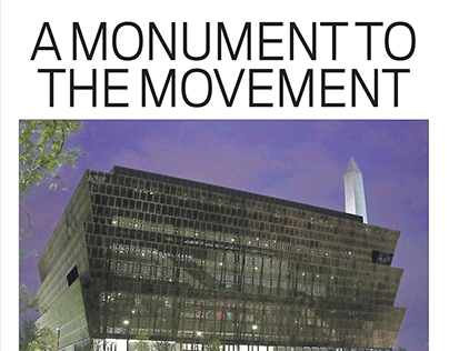 """A Monument to the Movement."" Detroit News."