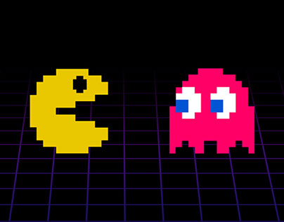 Pacman 3D - Multiplayer Browser  Game