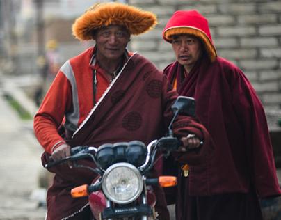 Tibetan Road Warriors
