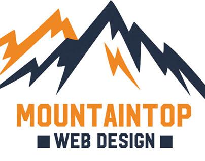Mountaintop Web Design :: Logo & Branding