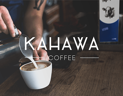 Kahawa // Branding & Website Concept