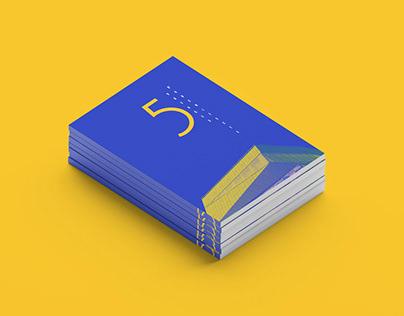 Architecture magazine Cover design