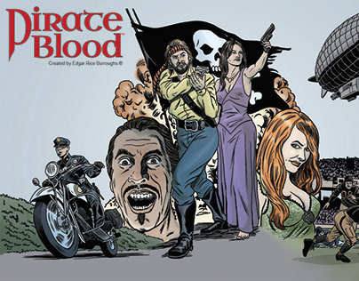 Pirate Blood Promo Image Color