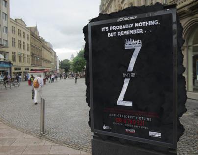 7/7 - anti-terrorist hotline