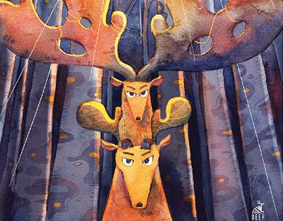 Sừng To và Sừng Nhỏ