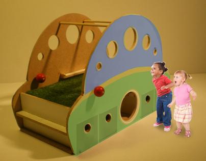MULTIFUNCTIONAL FURNITURE FOR KIDS (2011)