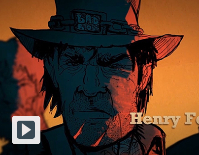 Opening Titles - Once upon a time in the West - Remake