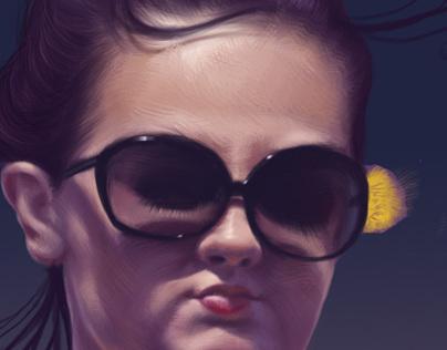 Caricatures Digital Painting
