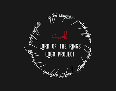 Lord of the Rings Logo Project