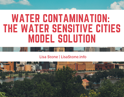 Water Contamination: Water Sensitive Cities Model