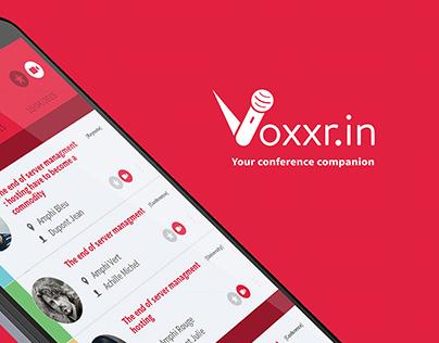 App Voxxrin
