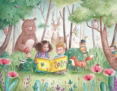 Calendario 2020 Biblioteca Comunale di Pinzolo (TN)