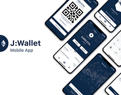 Cryptocurrency Mobile App. Ethereum wallet