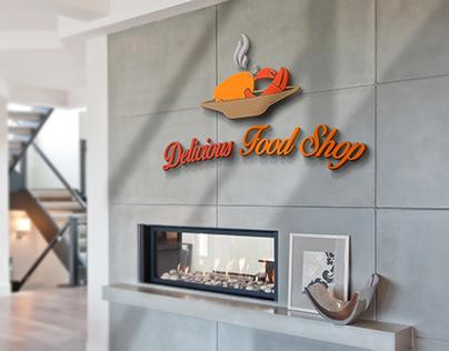 Delicious Food Logo Design