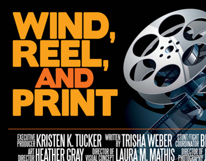 """Evansville Living Feature – """"Wind, Reel, and Print"""""""