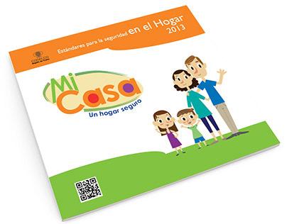 """Ilustraciones Revista """"Mi Casa"""""""