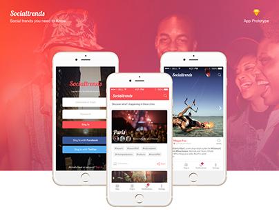 UX/UI Social Trends