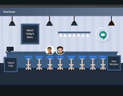 Designing Virtual office