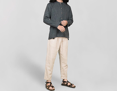 Muslim Outfit Studio Photoshoot