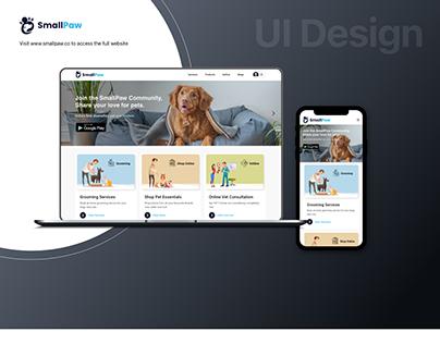 Web Interface Design (UI Design)