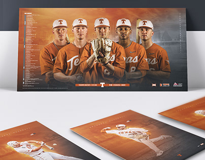 2019 Texas Baseball Campaign & Brand Development