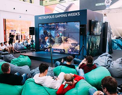Metropolis Gaming Weeks (Winstrike Agency)
