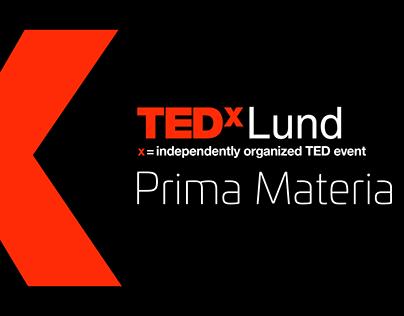 TedX Lund Intro Animation