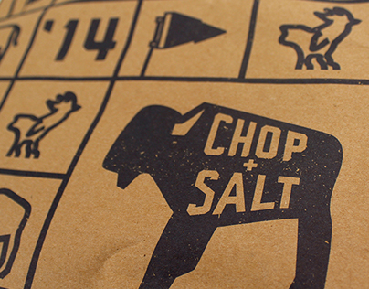 Chop and Salt