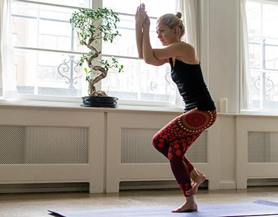 Yoga lesson with Simplife Yoga, Aalborg