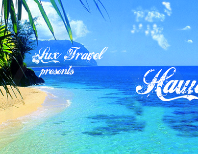 Hawaii with Lux Travel - Travel Brochure