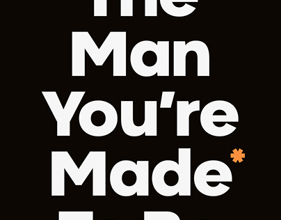 The Man You're Made To Be, Martin Saunders