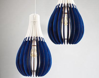 Wood Pendant Light / Nordic Ceiling Lamp / Dining LAMP