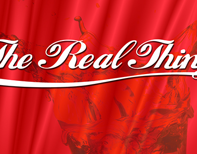 The Real Thing title