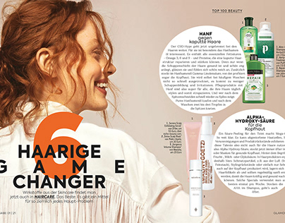 GLAMOUR Germany 01/2021