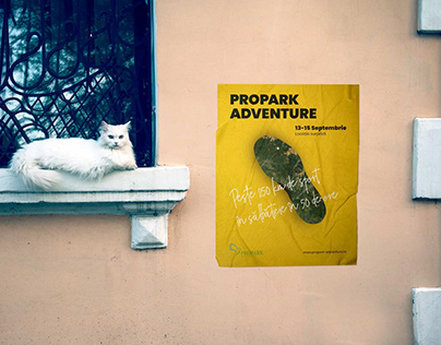 ProPark Adventure Poster