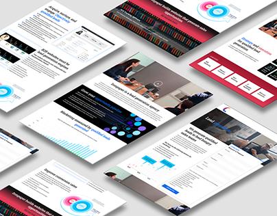 Lead generation wordpress website